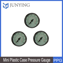Mini Case Plastic Pressure Gauge