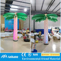 Lighted inflatable coconut tree decoration
