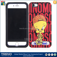 new product ideas cartoon IMD silicone soft case for iphone 6s