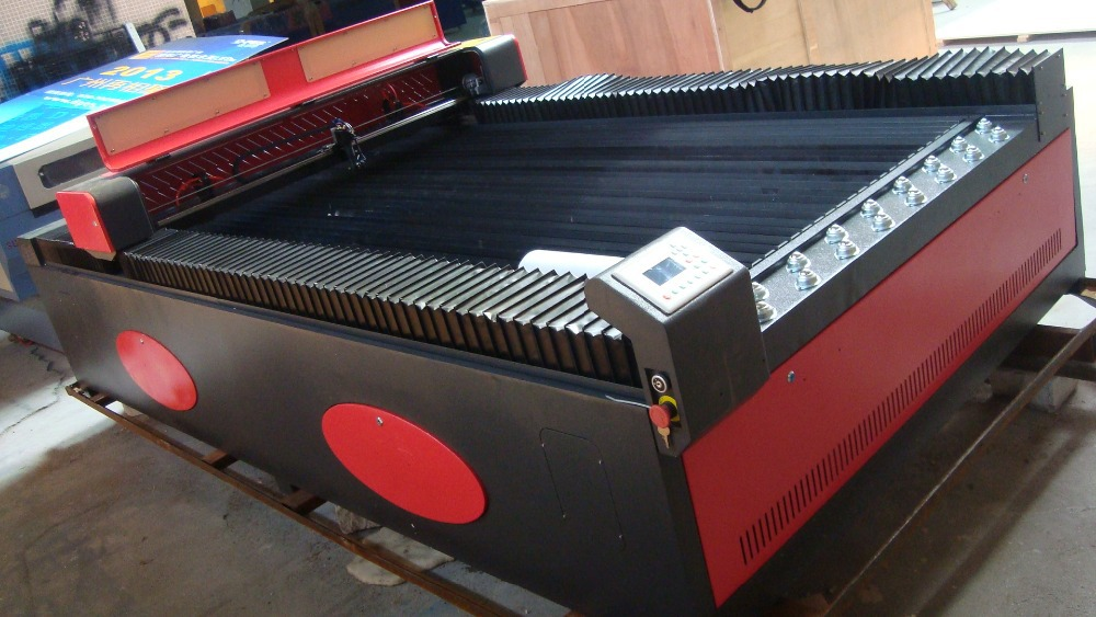bamboo products laser cutting machine, laser cutting machine for bamboo products, 1300mm*2500mm