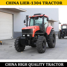 best seller with good quality farm tractor 130hp 4wd wheel 1304 for sale