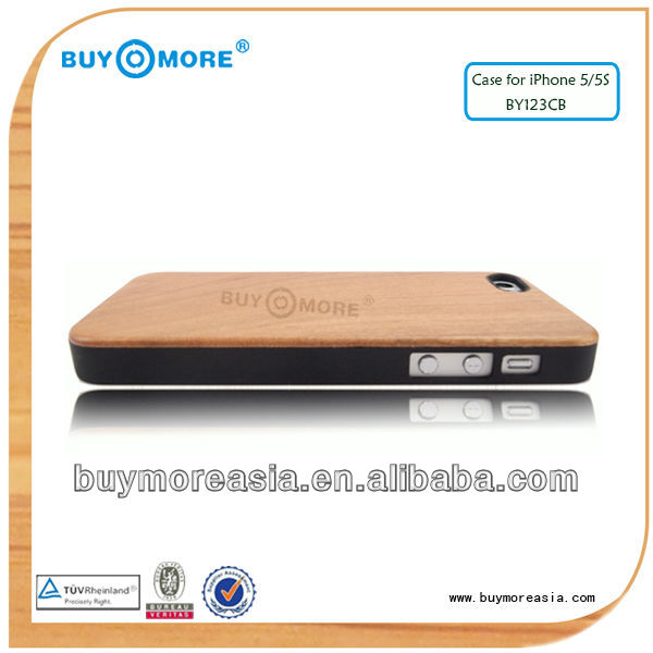 hot! fashion case for iphone 5,wood case for iphone5,iphone5 wooden case