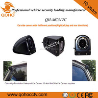 High Resolution Waterproof Hidden Car Cameras With PAL / NTSC DC 12 V