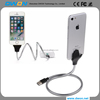 Anti-Fracture Car Dock Flexible Stand Up Phone Data Cable +Coiled Holder in One for iPhone Android