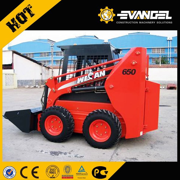 700 kg small skid steer loader