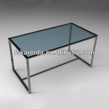 Glass Display Table/Glass Top Display Table/Store Display Table