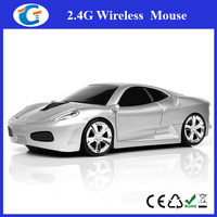 New Cartoon Cordless Car Durability High Definition Optical USB Computer Mouse