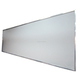advanced system fixed frame projection screen for various projector