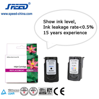 New version high quality ink cartridge cl511 for canon with ISO Certifiecate
