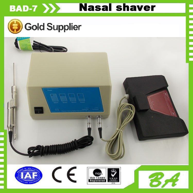 surgical instruments medical equipments Nasal power drill