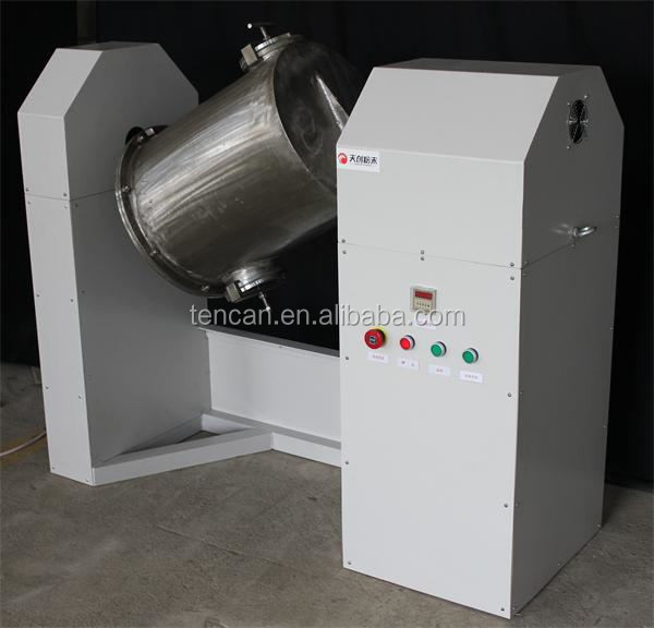 lab powder tumbling mixer
