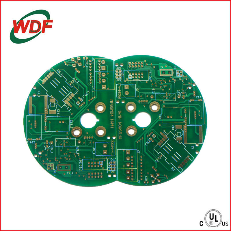 high quality pcb manufacturers list manufactured in China