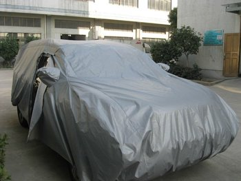 PEVA&Cotton SUV CAR COVER