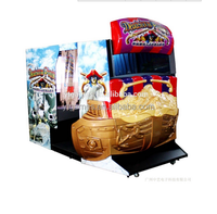 55 LCD Dead Storm Pirate video game machine adult shooting game machine/simulator gun game machine