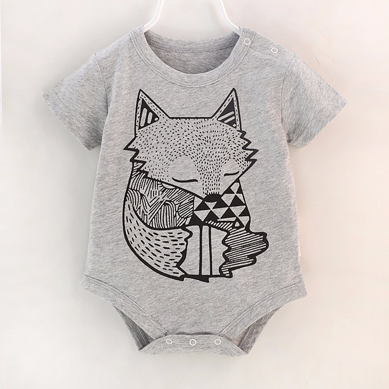 Novelty Toddler Baby Romper Clothings Knitted Infant Baby Romper