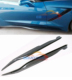 Real carbon fiber side skirts 1pair for Chevrolet Corvette C7 to Stringray T061