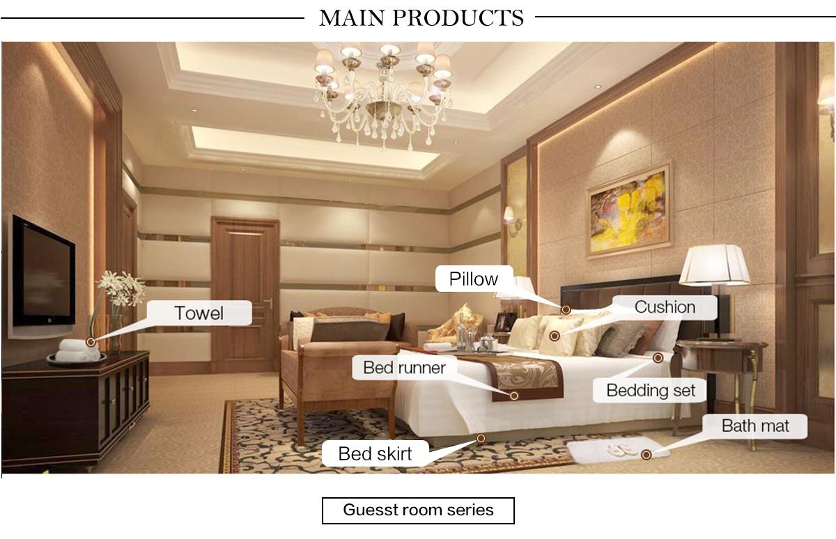 Guangzhou Taitang Hotel Supplies Co., Ltd. - Hotel Linen, Banquet ...