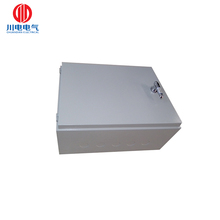 Precision metal electrical junction meter box