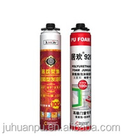 JUHUAN large expansion pu foam waterproof pu sealant