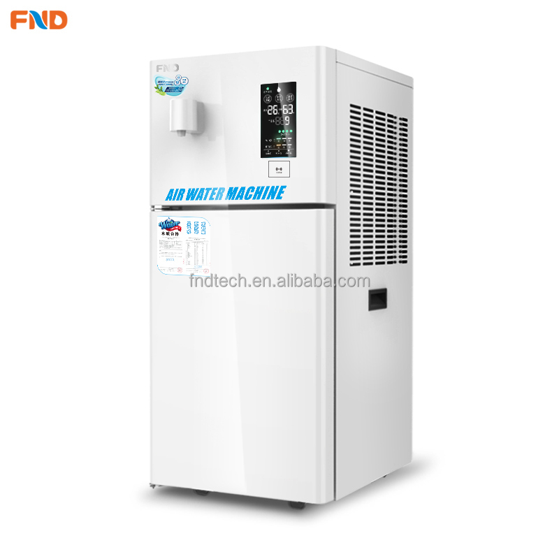New Hot & cold stand type air water dispenser
