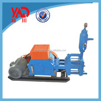 Factory Direct High Pressure Piston Pump /Cement Slurry Grout Pump /Portable Grout Pump High Efficiency Low Cost For Sale