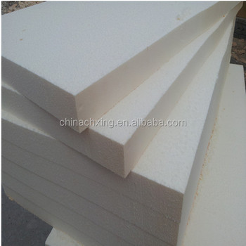 Different Size Insulation Styrofoam Boards Building