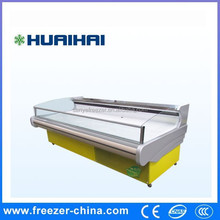 Great Quality Wholesale Cheap Price open top Meat Freezer
