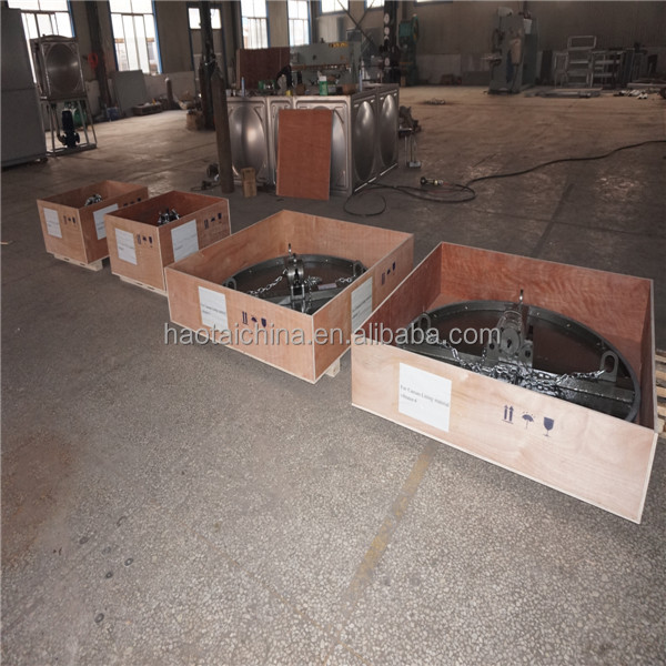 induction furnace refractory ramming lining machine