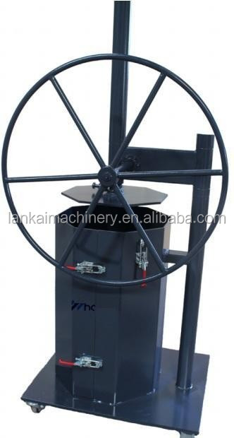 Mobile and small Garbage hand compressor/Manual trash compactor