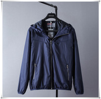 men's classical jacket dark color woodland