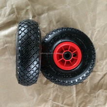 3.00-4 Pneumatic inflatable rubber wheel for Hand Trolley
