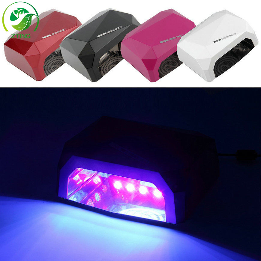 Factory wholesaler <strong>price</strong> dual uv led nail lamp 36 uv led nail lamp
