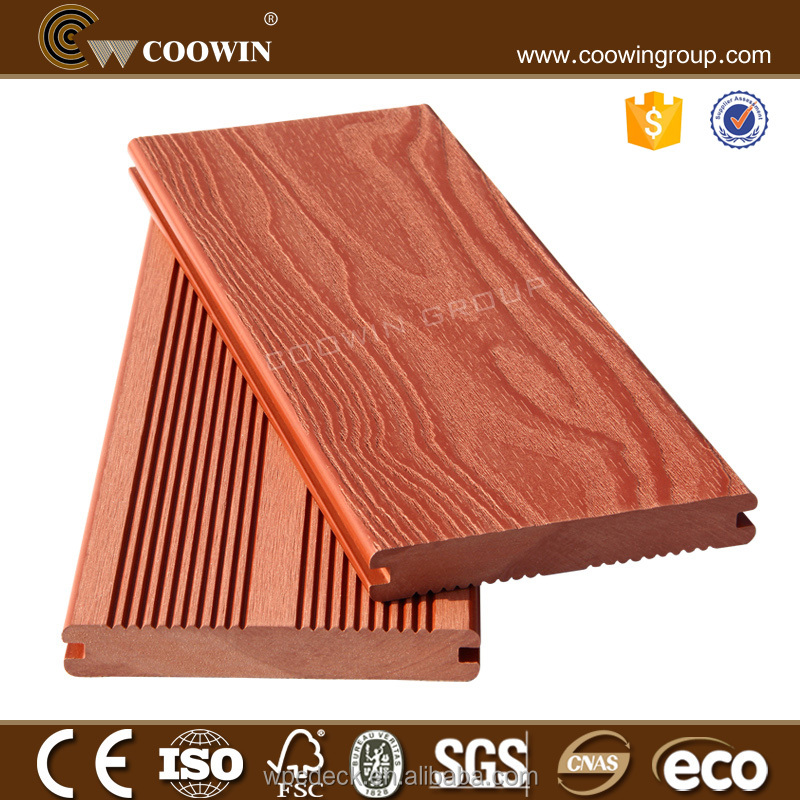Europe High Quality Decking Wpc suppliers of wood plastic raw materials