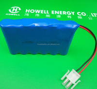 Shenzhen Howell Rechargeable Li-ion Battery 18650