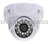 wholesale 1MP CMOS IR plastic indoor color dome AHD camera