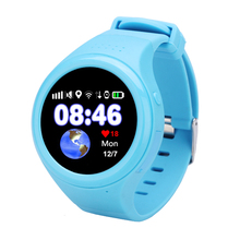 All round touch screen kids children smart watch wifi gps sos eldly smartwatch phone for android and ios