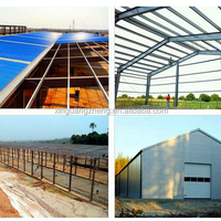 Real Estate Light Steel Frame House