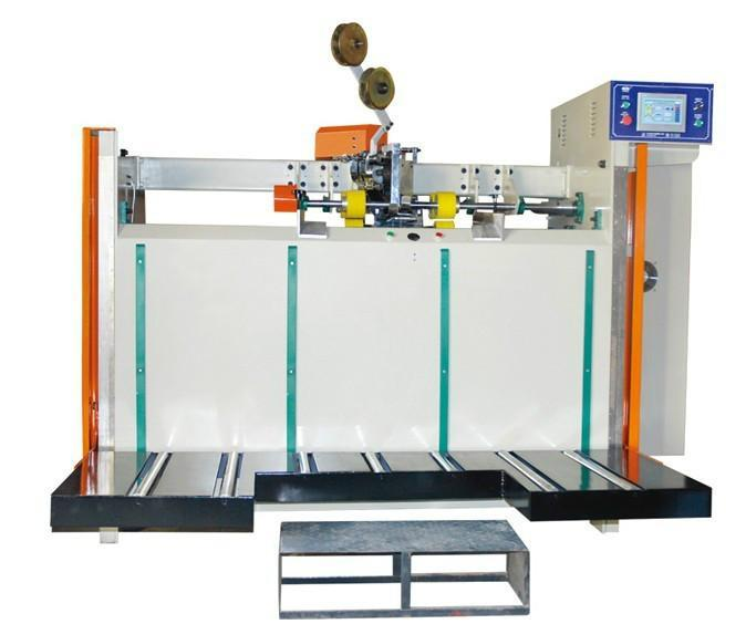 SDJ series semi-automatic dongguang nailingl box making machine