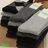 Wholesale bulk custom cotton running socks with high quality socks men sport