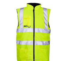 Custom logo Hi viz Reflective safety vest , reflective belt , reflex vest for runnig or cycling