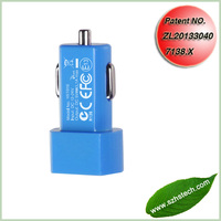 Car Charger for Blackberry Pearl 3G 9100 Bold 2 9700