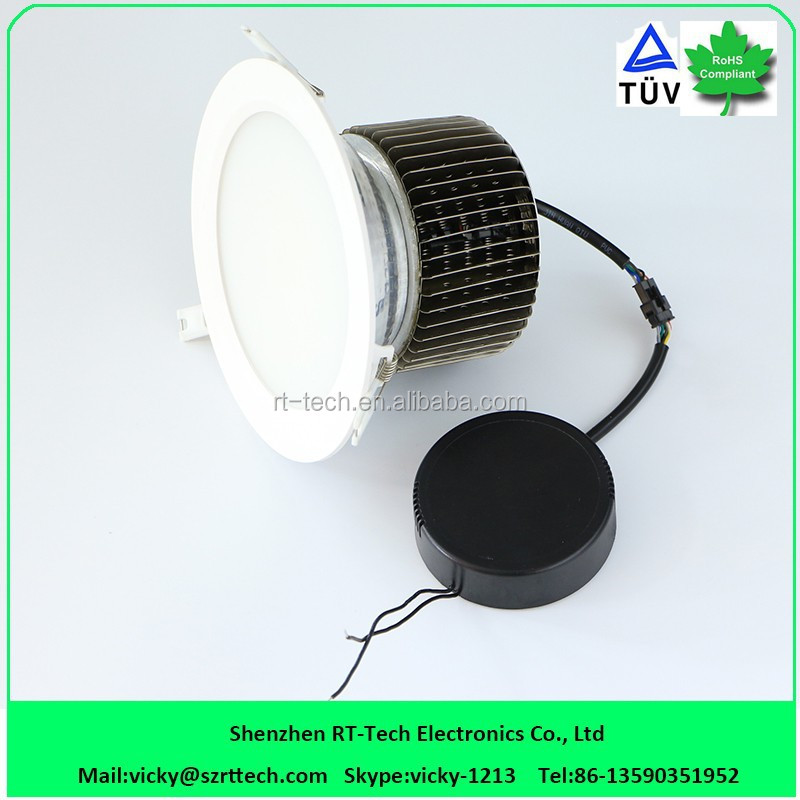80W cob LED Downlight/light fixture of ceiling
