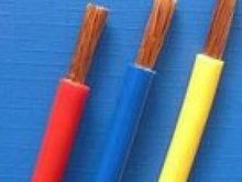 7 Stranded Copper PVC Insulation electric wire and cable 25 mm