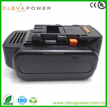 CLEVA 18V Rechargeable Li-ion battery pack for EY9L51B,EY9L50B