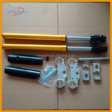 New style dirt bike front fork parts