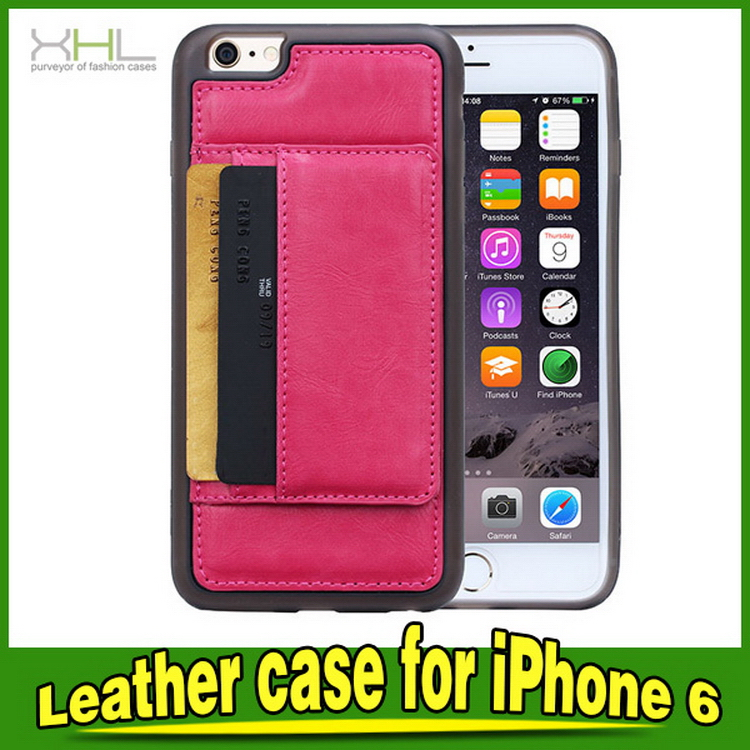 Special OEM cartoon leather case for iphone 6 plus