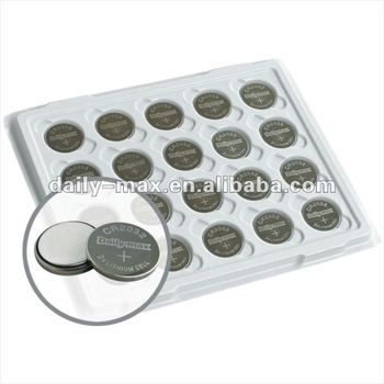 Button Lithium Battery(CR2032)