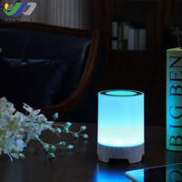 Portable Wireless Bluetooth Speaker Touch Sensor Led Table Lamp with Mini Speaker LED Desk reading light