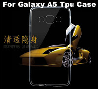 Alibaba China Supplier Factory Price Mobile Phone Ultra Thin TPU Back Cover Case For Samsung A5