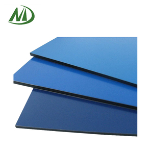 Excellent Material Foil Decoration Fireproof Aluminum Plastic Composite Panel